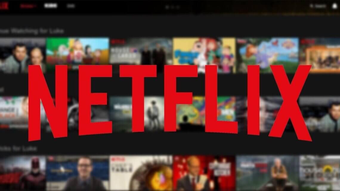 Netflix, il claim omaggia la coralità