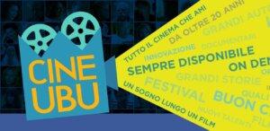 CineUBU, il cinema in streaming