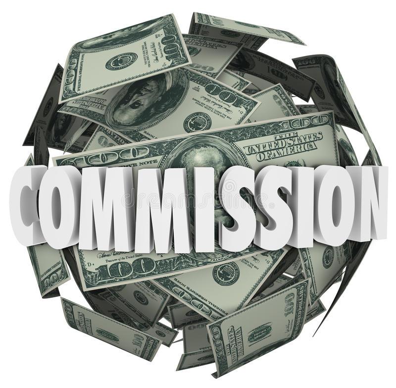 Commissioni agente di commercio
