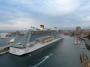 Costa Crociere torna a navigare