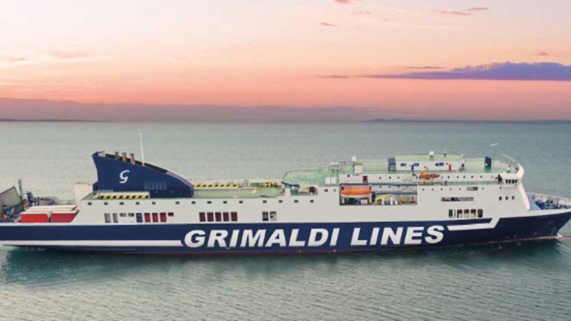 Grimaldi Lines, flotta più giovane