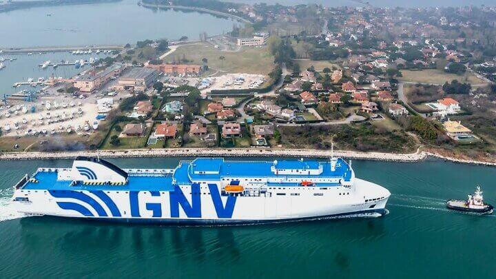 GNV, per viaggiare in sicurezza