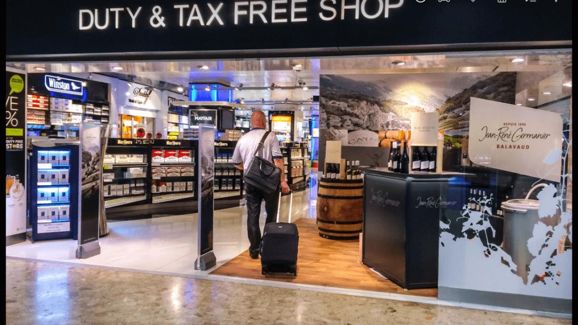 Free Tax Shopping