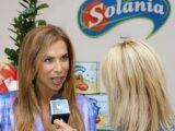 Veronica Maya nuova testimonial Solania